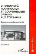 Citoyenneté planification et gouvernemen