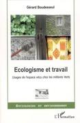 Ecologisme et travail