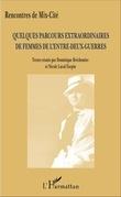 Quelques parcours extraordinaires de femmes de l'entre-deux-guerres
