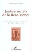 Jardins secrets de la Renaissance