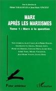 Marx après les marxistes