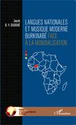 Langues nationales et musique moderne burkinabé face à la mondialisation