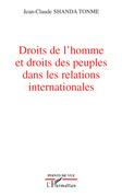 Droits de l'homme et droits des peuples