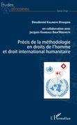 Précis de la méthodologie en droits de l'homme et droit international humanitaire