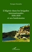 L'Algérie dans les brigades internationales
