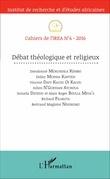 Débat Théologique et religieux