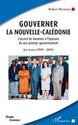 Gouverner la nouvelle-calédonie - l'accord de nouméa à l'épr