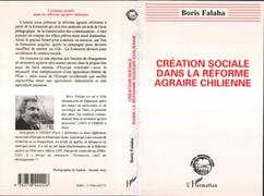 Création sociale dans la réforme agraire chilienne