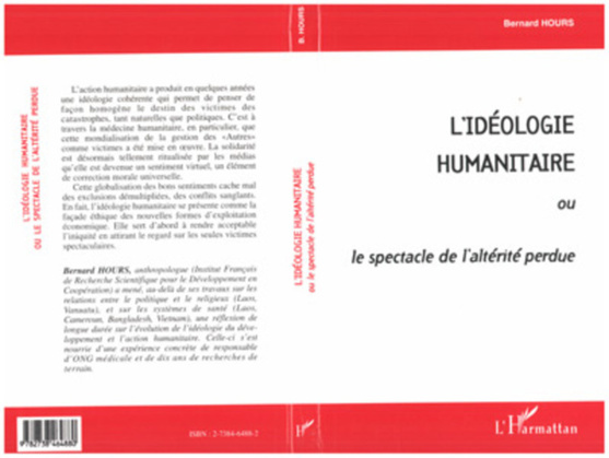 Idéologie humanitaire