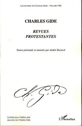 Charles gide vol.8