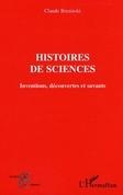 Histoires de sciences inventions découve