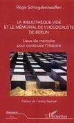 Bibliothèque vide et le  mémorial de l'h