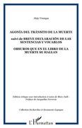 AGONÍA DEL TRÁNSITO DE LA MUERTE
