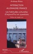 Interaction allemagne-france: les habitudes culturelles