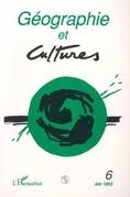 Géographie et cultures n°6
