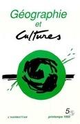 Géographie et cultures n°5