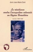 Résistance contre l'occupationcoloniale
