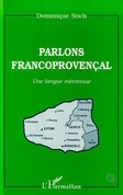 PARLONS FRANCOPROVENCAL