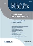 Etica Pubblica 1/2020 - Studi su legalità e partecipazione