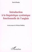 Introduction à la linguistiquesystémique fonctionnelle de l