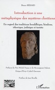 Introduction à une métaphysique des mystères chrétiens