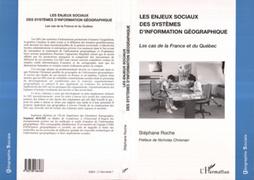 LES ENJEUX SOCIAUX DES SYSTEMES D'INFORMATION GEOGRAPHIQUE