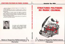 Structures politiques du Maroc colonial