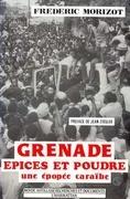 Grenade : épices et poudre