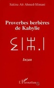 Proverbes berbères de Kabylie