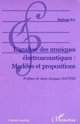 Analyse des musiques électroacoustiques