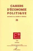 Cahiers d'économie politique n°35