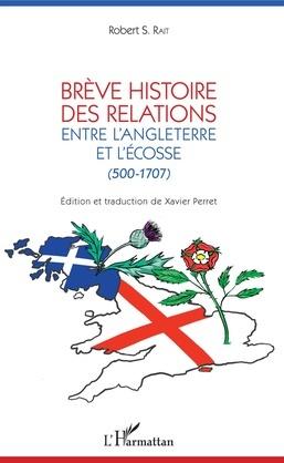 Brève histoire des relations entre l'Angleterre et l'Écosse