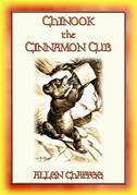 CHINOOK THE CINNAMON CUB and his forest adventures