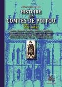 Histoire des Comtes de Poitou