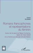 Romans francophones et représentations du féminin