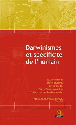 Darwinismes et spécificité de l'humain