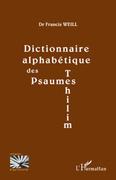 Dictionnaire alphabétique des psaumes (tehilim)