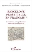 Barcelone pense-t-elle en français ?