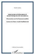 Discours littéraires et scientifiques fi