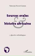 Sources orales et histoire africaine