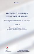 Histoire économique et socialemonde  1