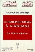 Le transport urbain à Kinshasa
