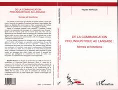 De la communication prélinguistique au l