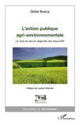 L'action publique agri-environnementale