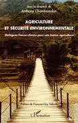 Agriculture et sécurité environnementale