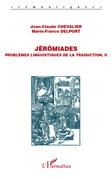 JérÔmiades - problèmes linguistiques de la traduction, ii