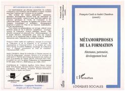 METAMORPHOSES DE LA FORMATION