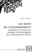 MOTS DE L'ENFERMEMENT