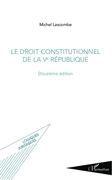 Droit constitutionnel de la Ve République