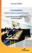 Innovation dans le système éducatif français L'